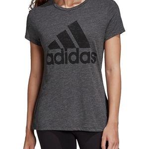 Adidas Womens Short Sleeve T Shirt Small